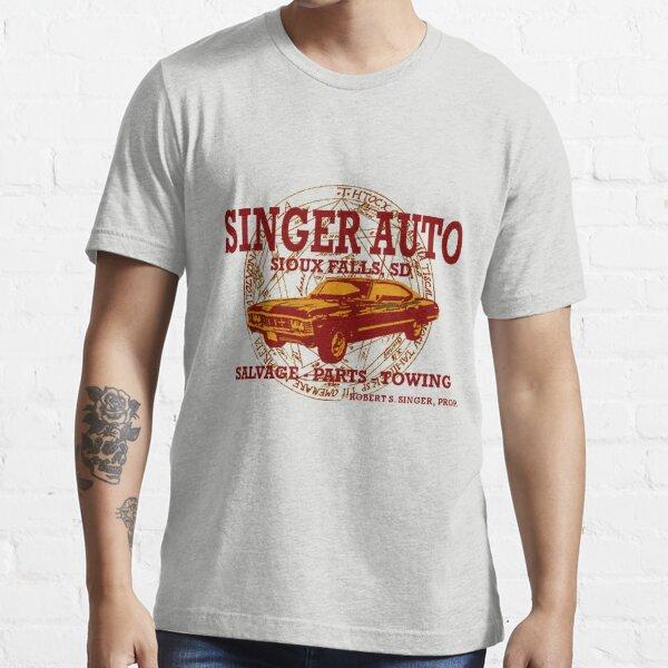SINGER AUTO Essential T-Shirt