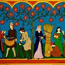 Medieval Harvest by Shulie1
