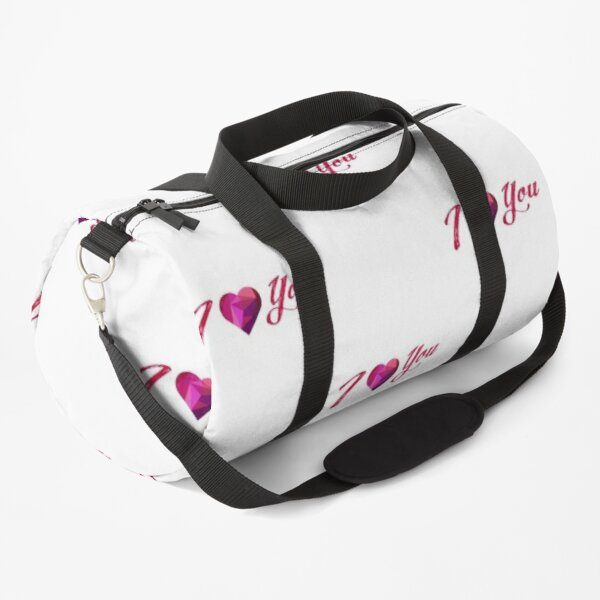 Love is in the Air Duffle Bag