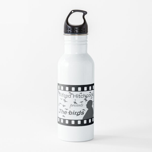 Alfred Hitchcock The Birds Water Bottle