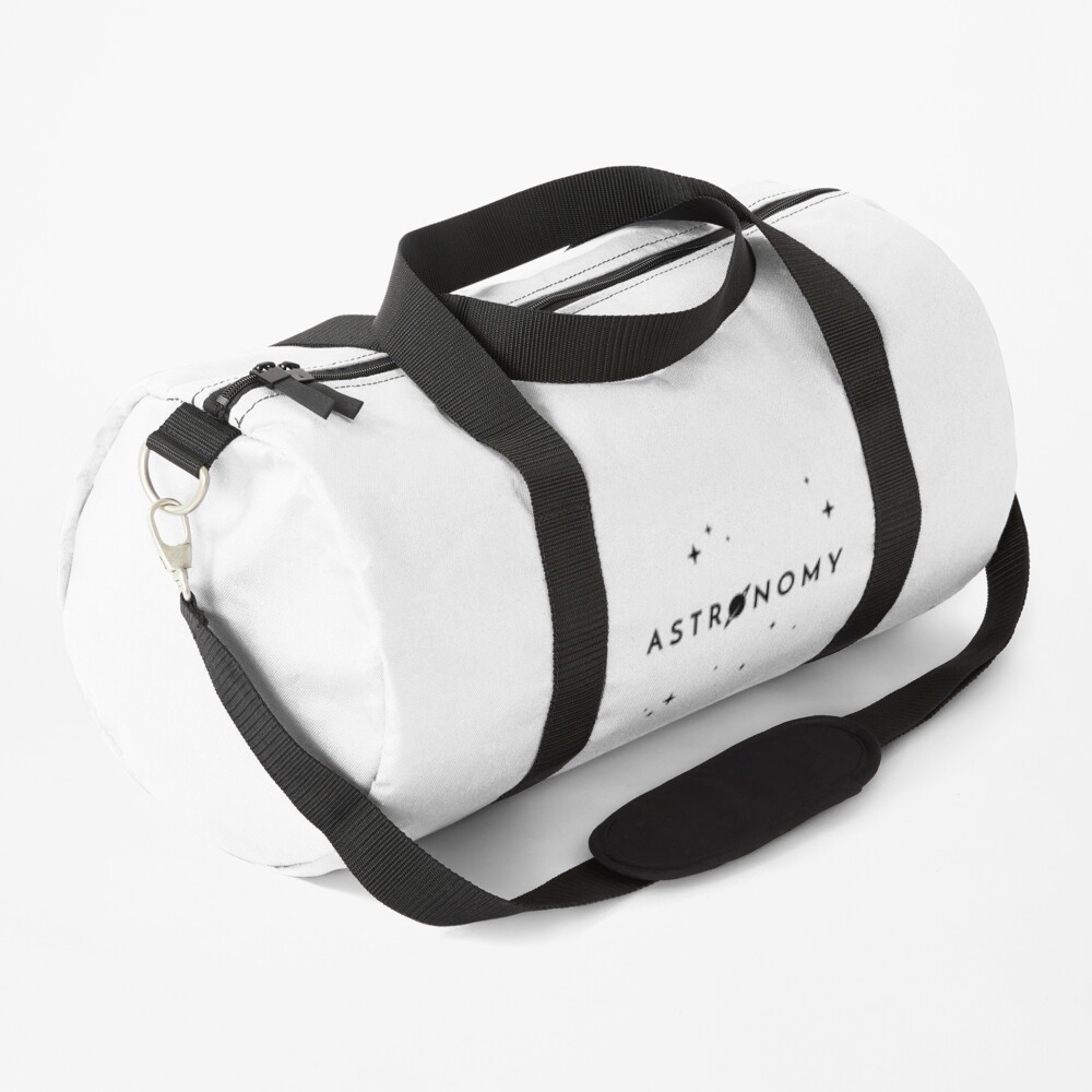 Astronomy (Inverted) Duffle Bag