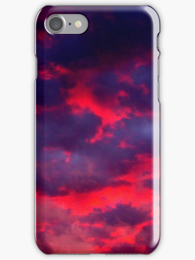 Calypso Sunset (available in iphone & ipod cases) by Jess Meacham