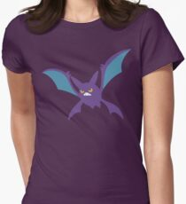 Crobat The Movie The Shirt Women's Fitted T-Shirt