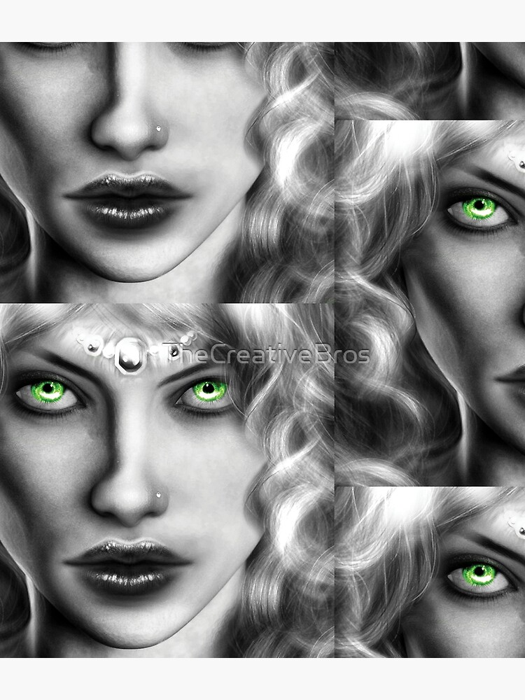 The Beautiful Sorceress by TheCreativeBros