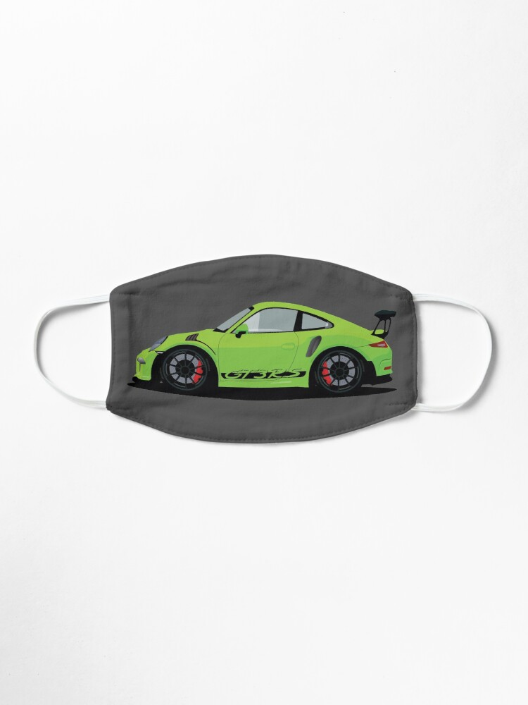 Alternate view of Squashed GT3 RS Mask