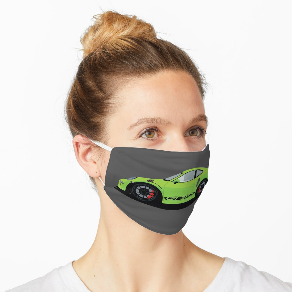 Squashed GT3 RS Mask