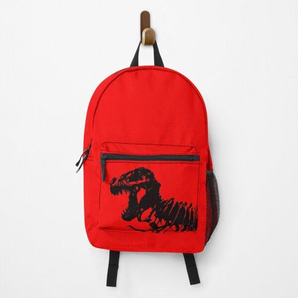 T Rex Backpacks Redbubble