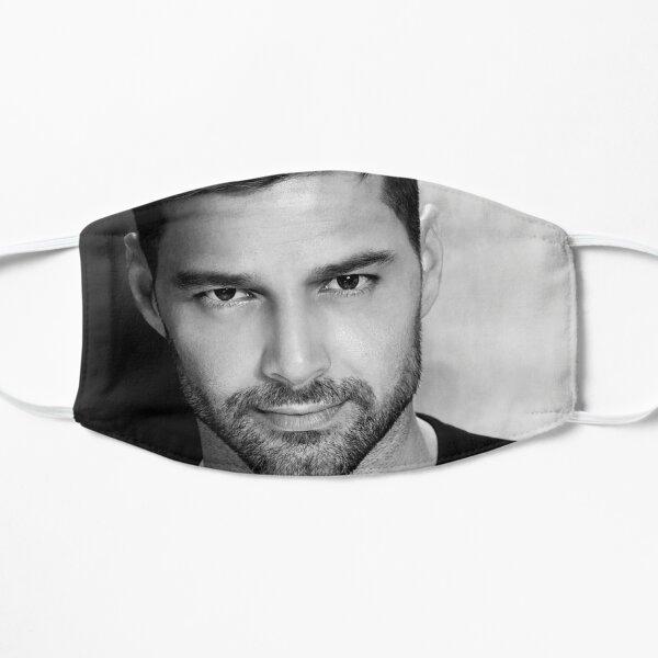 au Ricky ten Martin is tour 2020 Flat Mask