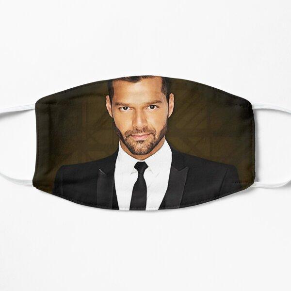 au Ricky don Martin is tour 2020 Flat Mask