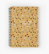 Ghibli Spiral Notebook