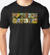 I LOVE TOKUSATSU!!! T-Shirt