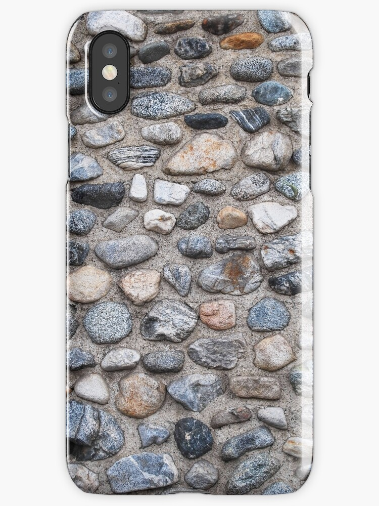 Rocks iPhone Case by Ronald Hannah