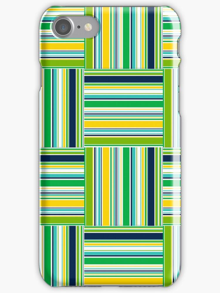 Fancy Green Plaid by crycepaul