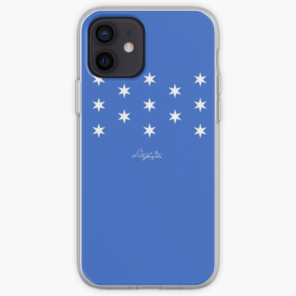George Washington HQ Flag  iPhone Soft Case