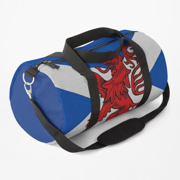 THE SCOTTISH LION Duffle Bag