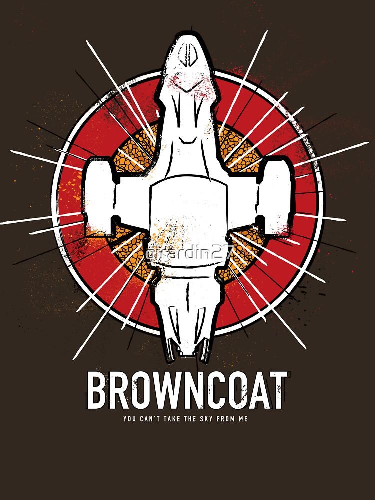 BROWNCOAT | Unisex T-Shirt