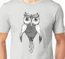 Bird - Street art Unisex T-Shirt