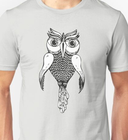 Bird - Street art Unisex T-Shirt