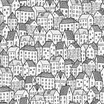 Unending City by abigailahn