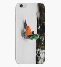 LEGO Mini Eskimo on Snowmobile iPhone Case