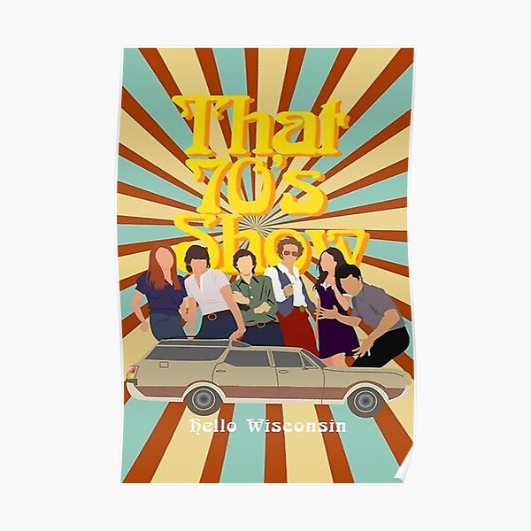 THAT 70s SHOW Poster