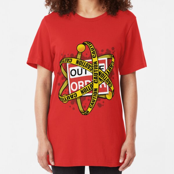 Sheldevator Slim Fit T-Shirt