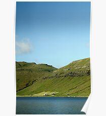 Faroe Islands Poster