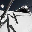 Metallic Moon by Thomas Eggert