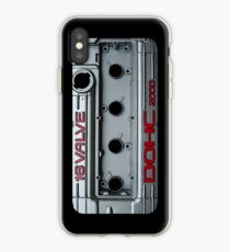 Mitsubishi Valve Cover 4G63 (iPhone) iPhone Case