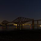 The Forth bridge by Tom Migot