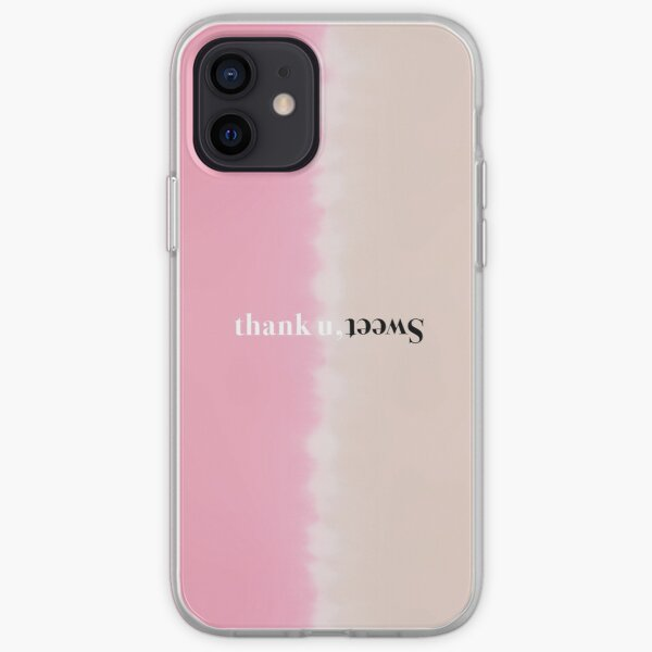 gracias dulce swt split Funda blanda para iPhone
