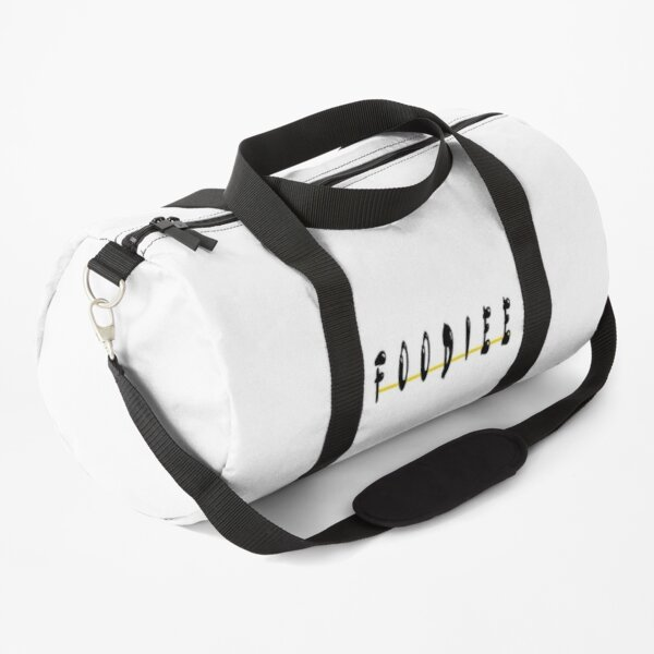 Foodiee Duffle Bag