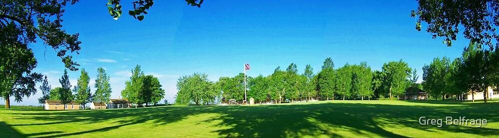 Historic Fort Sisseton by Greg Belfrage