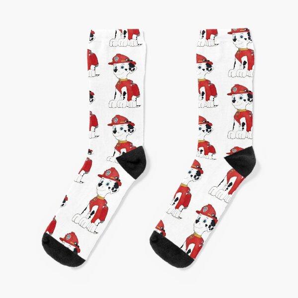 Fire Pup! Socks