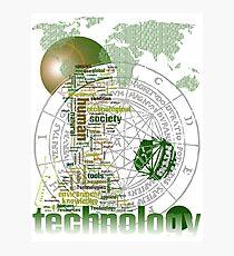Technology Photographic Print