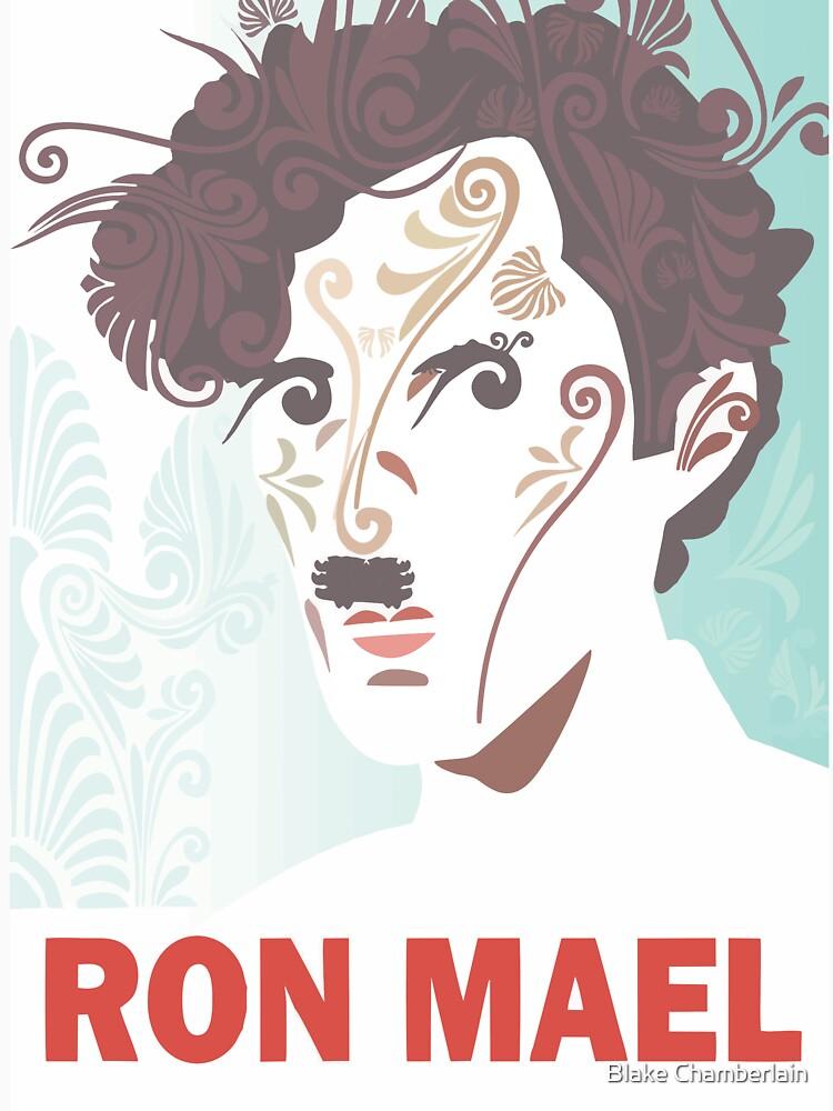 RON MAEL natural pattern design by blakechamberlai