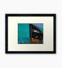 Cape Ann Decay-2 Framed Print