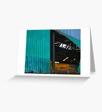 Cape Ann Decay-2 Greeting Card