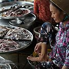 daydream at the market by geof