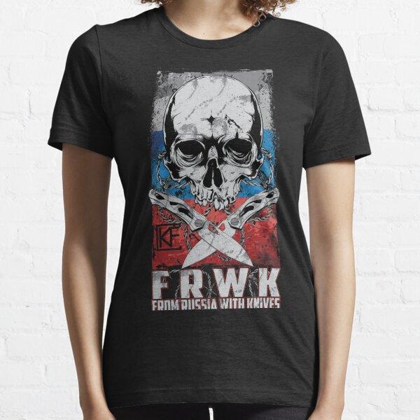 CKF DCPT Knives Essential T-Shirt