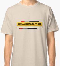 Audi Quattro Tribute Classic T-Shirt