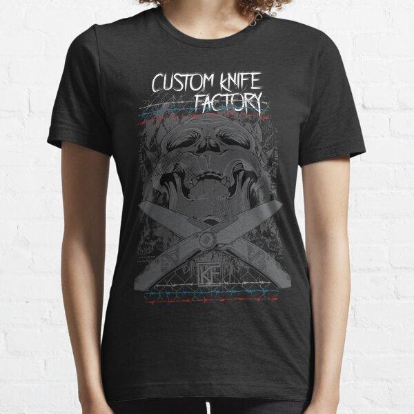 Custom Knife Factory + SNECX Terra Essential T-Shirt
