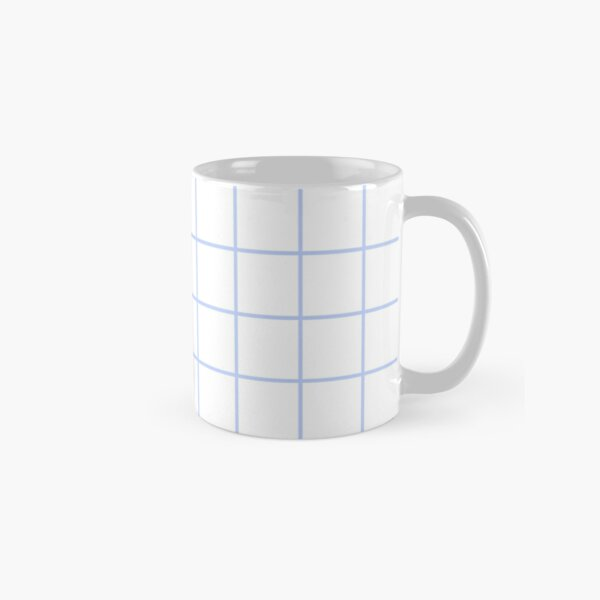 Simple Grid Classic Mug