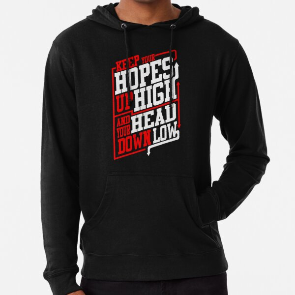 Mens Trap King Baller Sauce Drip Black 420 Pullover Hoodie with White Strings
