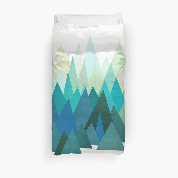 Cold Mountain Duvet Cover