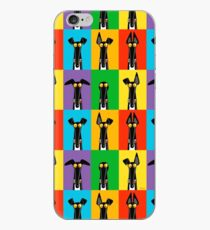 Greyhound Semaphore iPhone Case