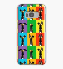 Greyhound Semaphore Samsung Galaxy Case/Skin