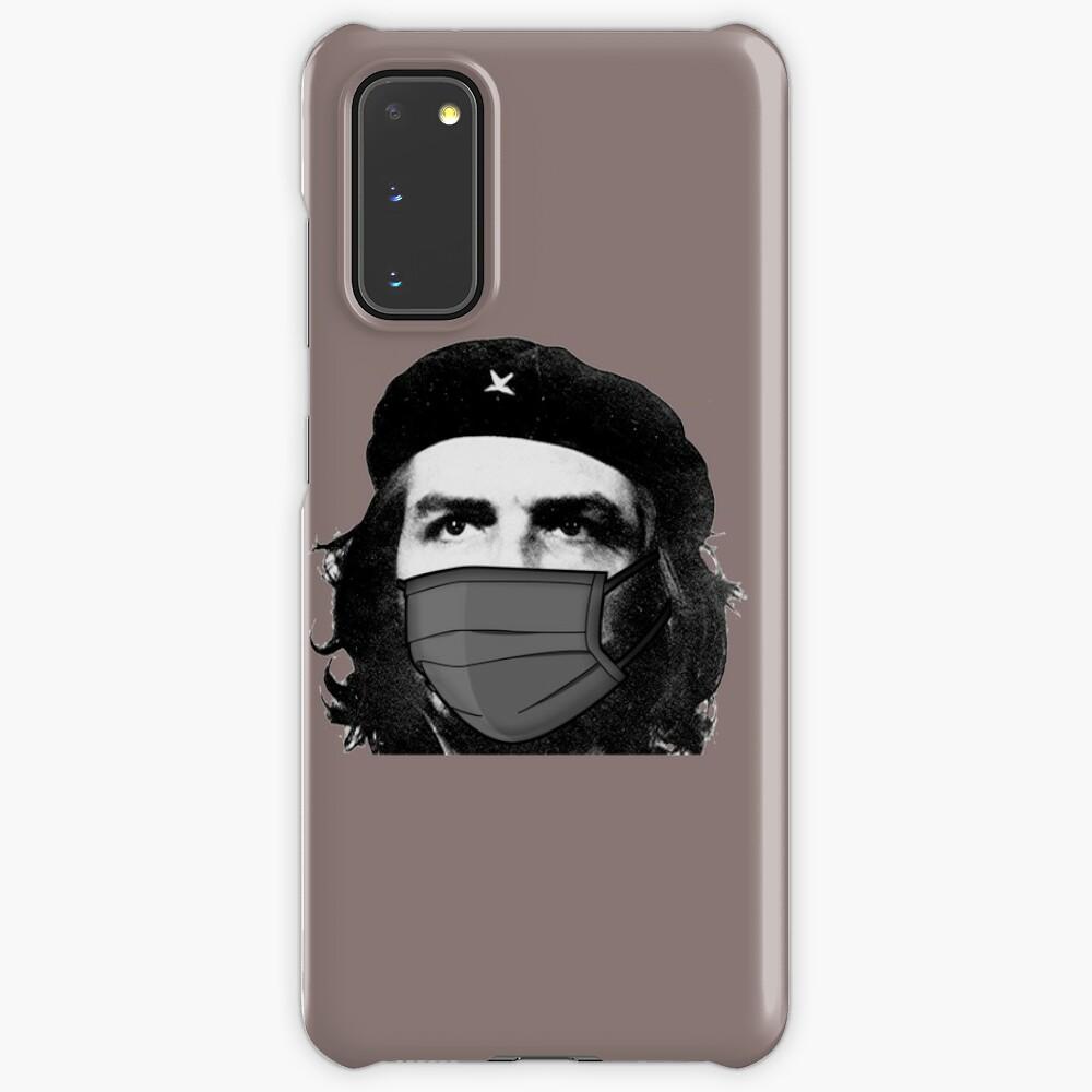 Coque et skin adhésive Samsung Galaxy «che guevara portant un masque»