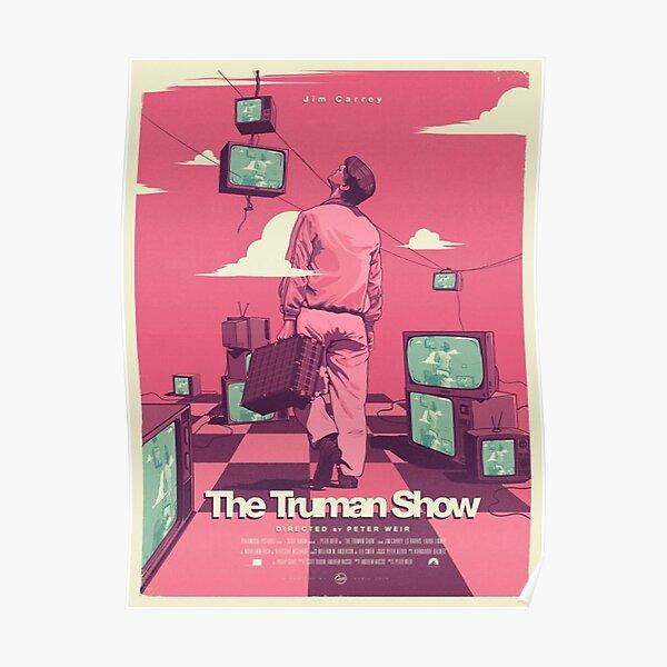 LE SPECTACLE DE TRUMAN Poster