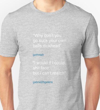Gethresh vs Gabriel25Gatens T-Shirt